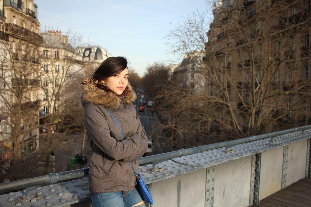 Coulee Verte Rene-Dumont, Pariisin oma High Line