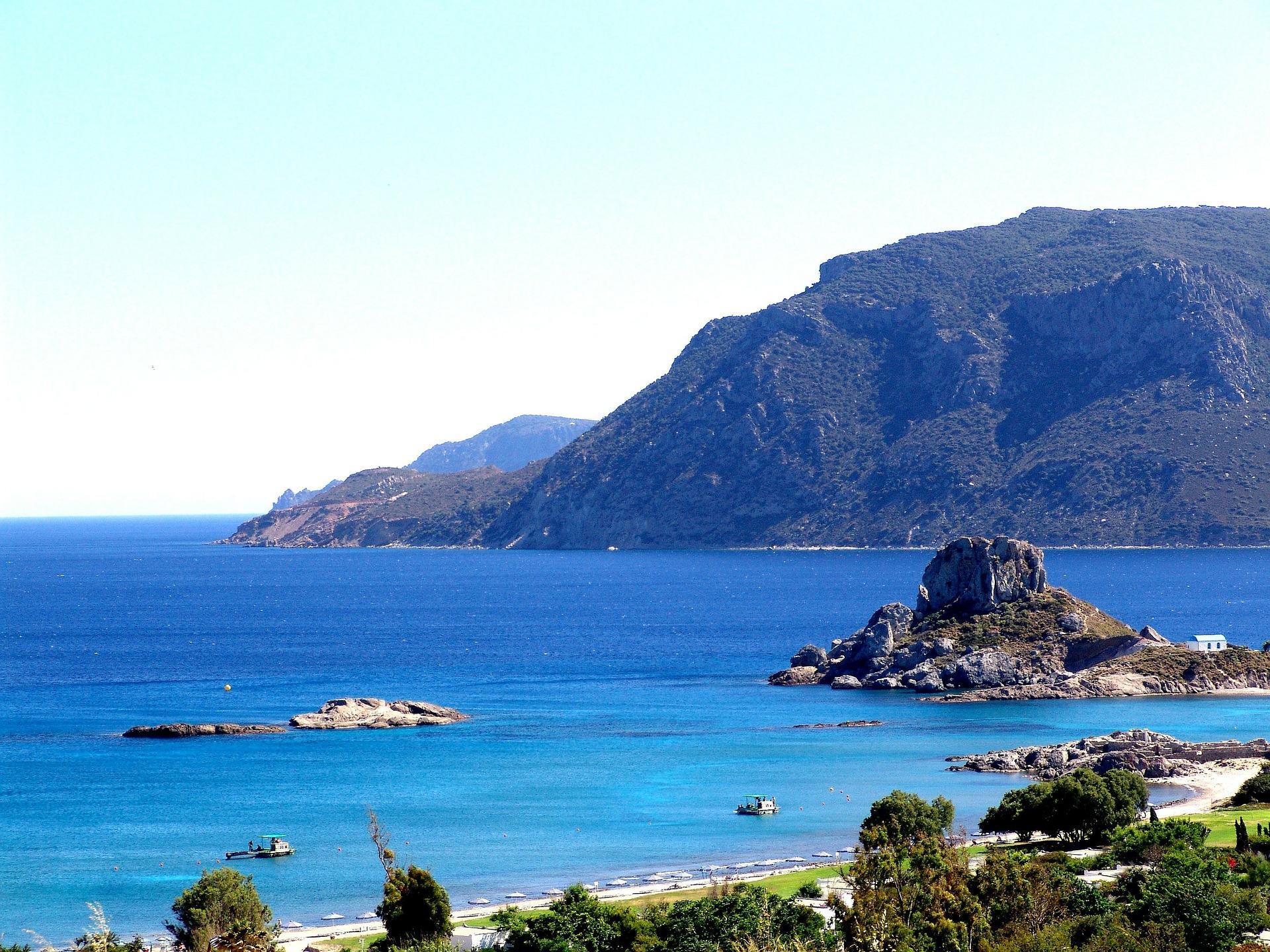 Vielä vähän kesää, kiitos: syysloma Kosin saarella