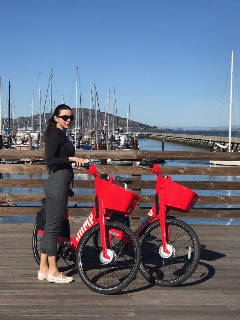 JUMP Bikes San Francisco bike share