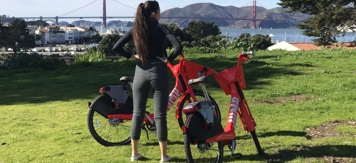 JUMP Bikes – Testing Out the Newest Electric Bikeshare in San Francisco