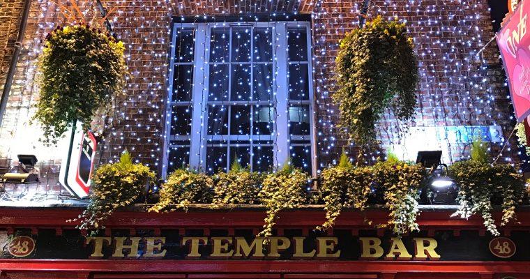 Lyhyt välilasku Dublinissa: mitä viiden tunnin aikana ehtii tehdä ja ajatella?