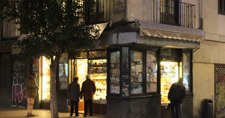 Sunshine and Churros: A Winter Weekend in Madrid