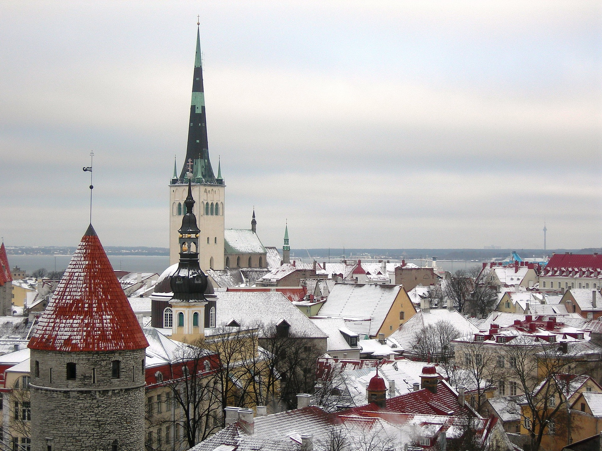 The gorgeous Tallinn and three other reasons to visit Estonia in 2018