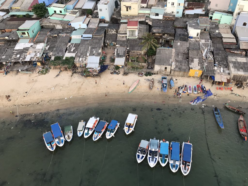 View of An Thoi, Phu Quoc, Vietnam