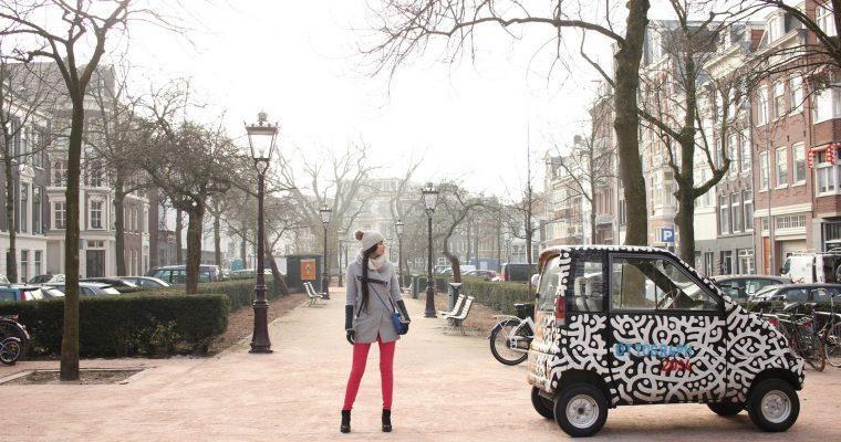 Ekaa Kertaa Amsterdamissa