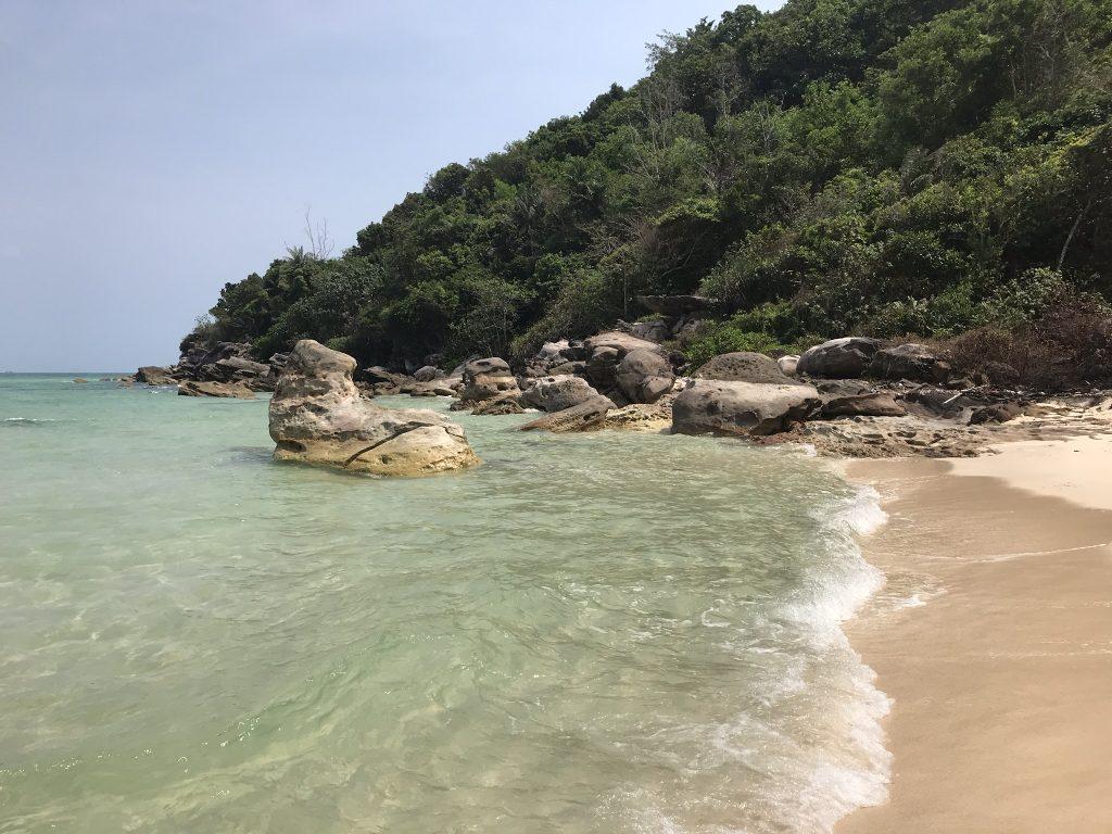 Phu Quocin rannat - Sao Beach, Phu Quoc
