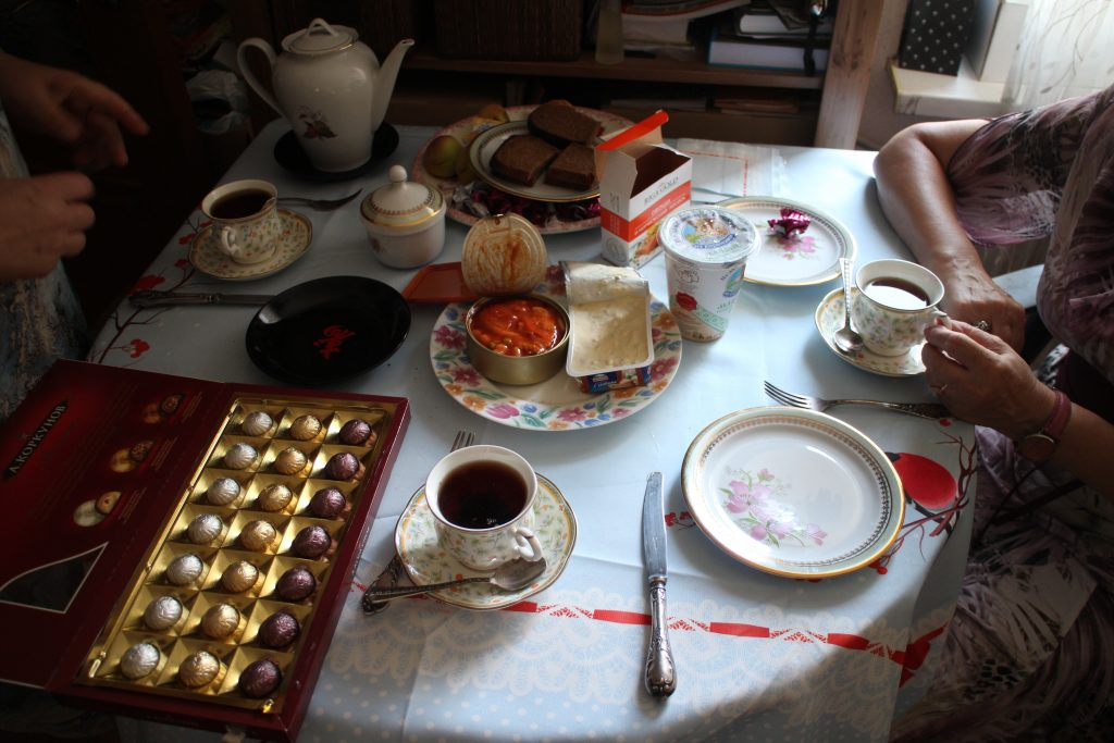 Rostov-on-Don food