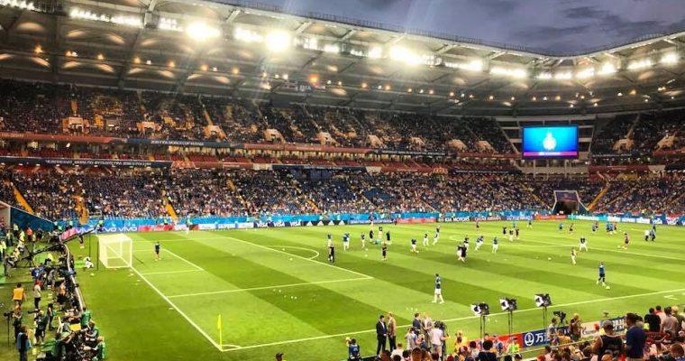 Kun unelmista tuli totta: tunnelmia Venäjän MM-kisoista #FIFA18
