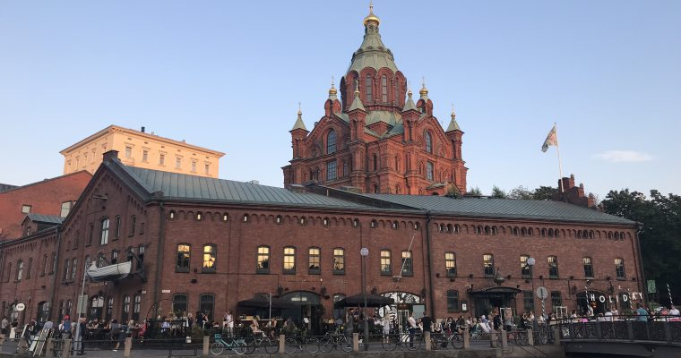 Kymmenen syytä rakastaa Suomea