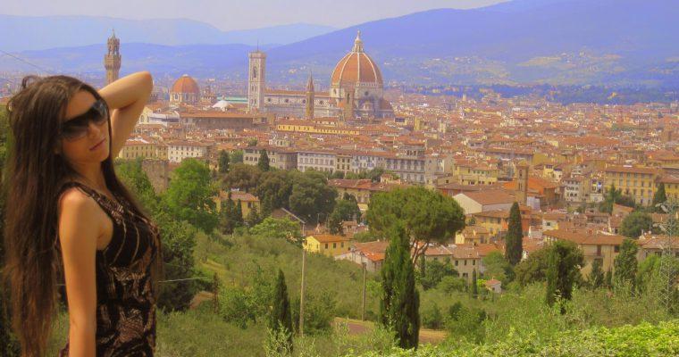 Vaihdossa Italiassa: Firenze