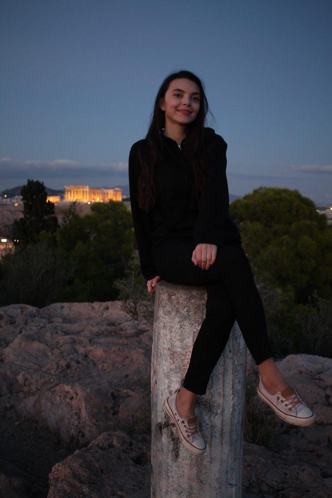 ateena ja akropolis