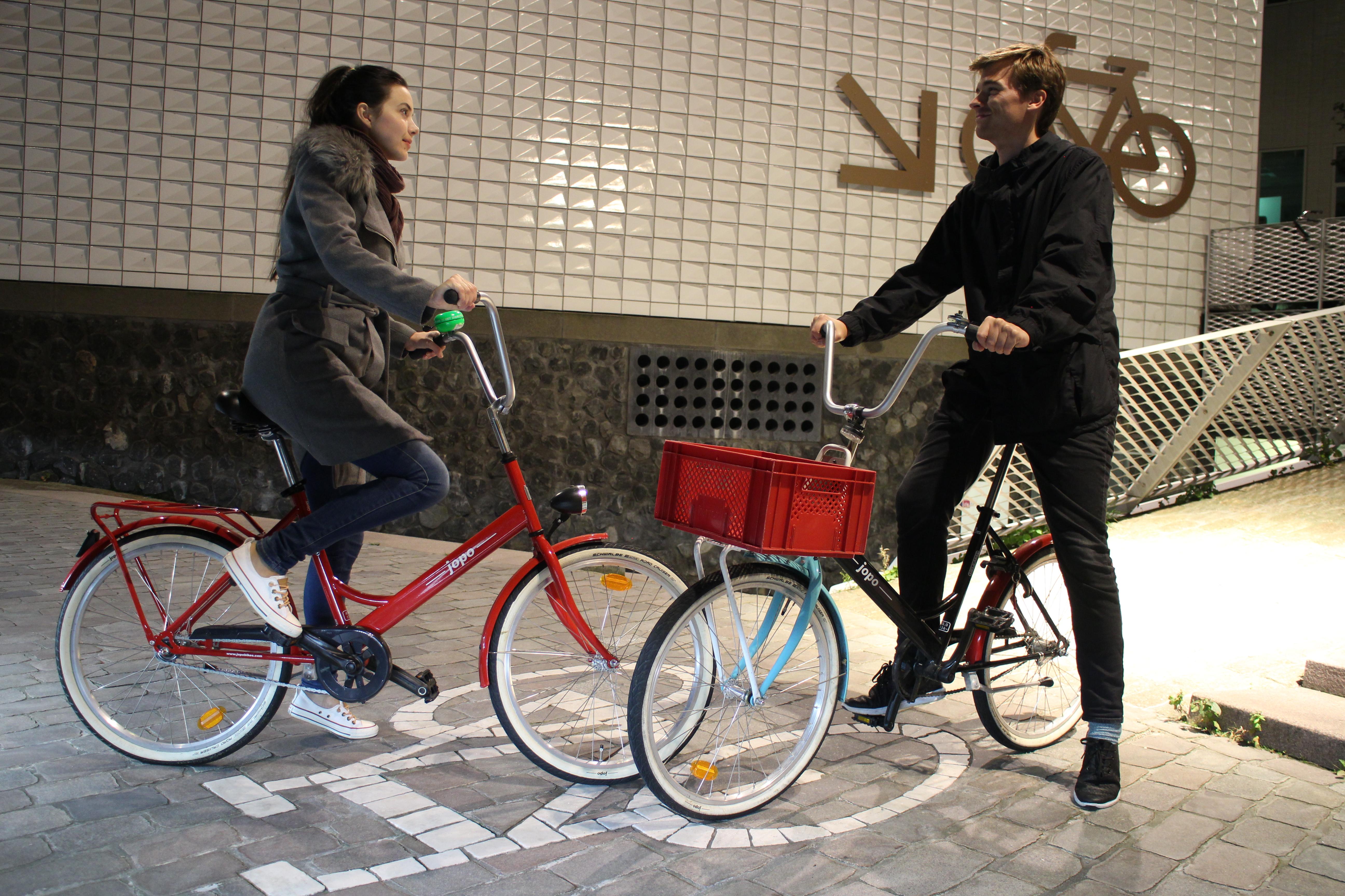 Kadonnut pyörä ja muita kuulumisia
