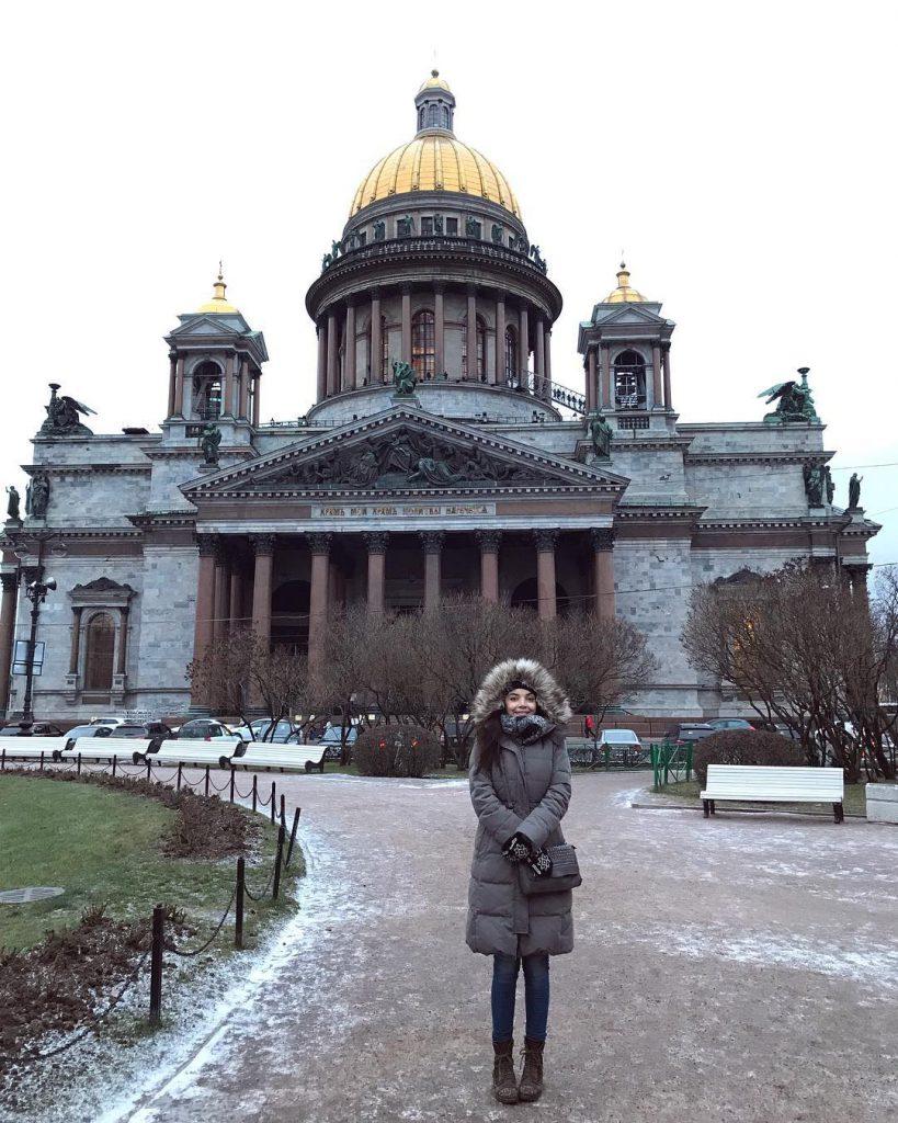 viikonloppuloma Pietarissa