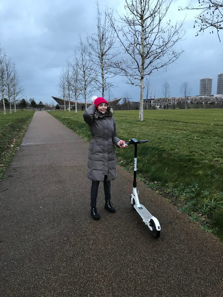 Bird Electric Scooters in London