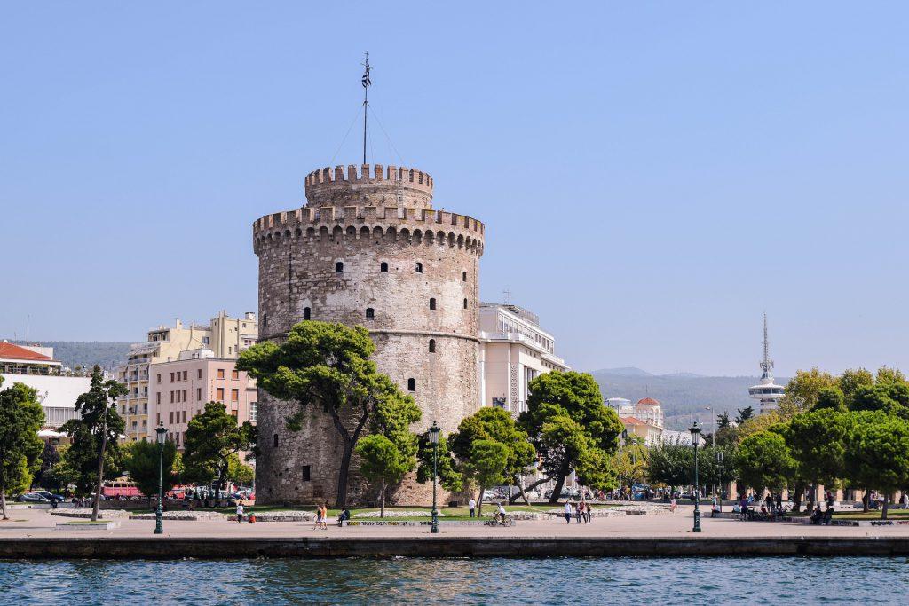 matkahaaveita kreikassa: thessaloniki