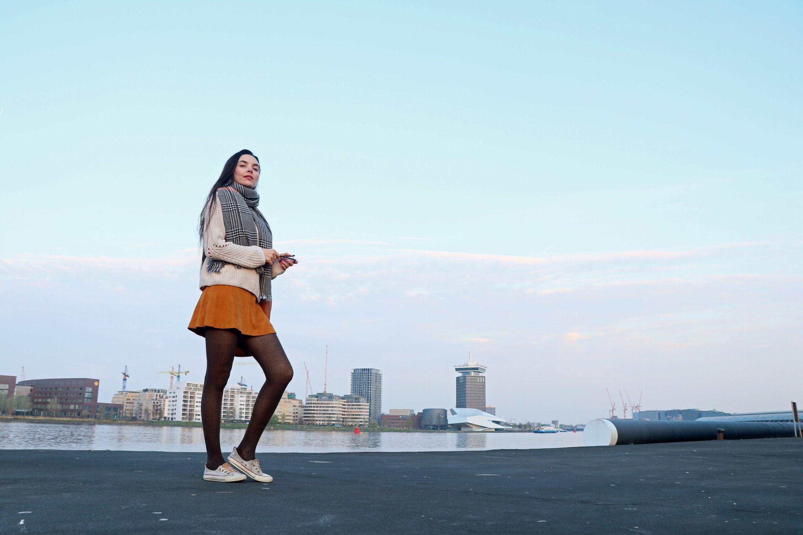 Terveisiä Amsterdamista!